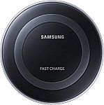 Samsung Qi Certified Fast Charge Wireless Charger Pad - US Version $20
