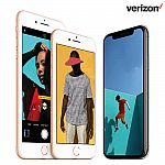 Best Buy - $150 Off iPhone X 256GB + BOGO $699.99 Off with New Line or add-a-line on Verizon