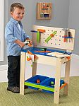 KidKraft Deluxe Workbench with Tools $32