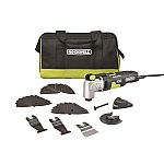 ROCKWELL Sonicrafter 33-Piece Corded 4-Amp Oscillating Tool Kit $69 (org $110)