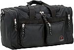 Rockland Luggage 19 Inch Tote Bag, Black $8.60 (org $30)