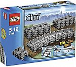 LEGO City Flexible Tracks 7499 Train Toy Accessory $10.62