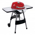 Char-Broil Bistro Electric 39.8 in. H Grill Red (17602047) $99.99