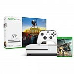 Xbox One S 1TB Player Unknowns Battlegrounds Bundle With Titanfall 2 $240