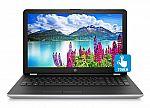 "HP 15.6"" Touchscreen laptop (i5-7100U 8GB 1TB DVDRW) $420 (save $100 when Buy 5)"