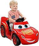 Power Wheels Lil Lightning McQueen $59 (56% Off) & More