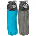 2-Pack Thermos 24-oz. Hydration Water Bottle $7.50