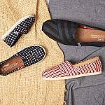Up to 50% off TOMS Surprise Sale