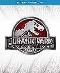 Jurassic Park Collection (Blu-Ray + Digital HD) $16.99