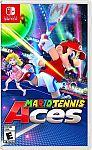 Mario Tennis Aces - Nintendo Switch $47