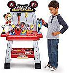 Disney Junior Mickey Roadster Racers Pit Crew Workbench $28 (65% Off)