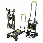 Cosco Shifter Multi-Position Folding Hand Truck + $25 SYW Points $51.88