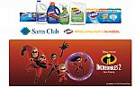 Get $9 Off a movie ticket to Incredibles 2 (or others) with Buy 2 Participating Clorox Products
