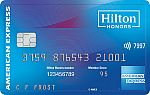 Hilton Honors Card from American Express -Earn 50,000 Bonus Points, No Annual Fee, Terms Apply