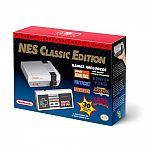 Nintendo Entertainment System (NES) Classic Edition $60