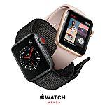 Apple Watch 3 Buy 1 Get 2nd 50% Off