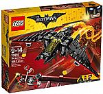 LEGO BATMAN MOVIE The Batwing 70916 Building Kit $50 (44% Off) & More