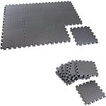 CAP Barbell Puzzle Exercise Mat, 12 Piece $8.49