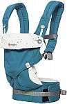 Ergobaby Four Position 360 Carrier $78 (Org $160)