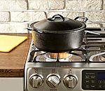 Lodge Seasoned Cast Iron Dutch Oven, 4 quart $26