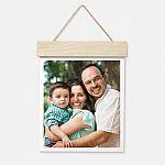 75% OFF Wood Hanger Board Print ($7.50)
