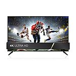 "JVC 43"" Class 4K Ultra HD (2160P) LED TV $180"
