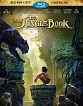 Select Disney Blu-Ray Movies: $8.99 (The Jungle Book, Maleficent, Pete's Dragon and more)