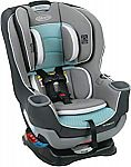 Graco Extend2Fit Convertible Car Seat $115.19