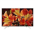 Sony 65 inch LED 4K Ultra HD High Dynamic Range Smart TV - XBR65X850F + $450 Dell GC $1599