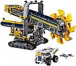 LEGO Technic Bucket Wheel Excavator 42055 Construction Toy $218