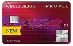 Wells Fargo Propel American Express® Card - Earn 30,000 bonus points