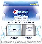 14-Treatments Crest 3D White Whitestrips Whitening + Therapy Teeth Whitening Kit