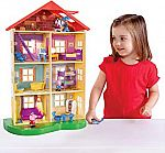 Peppa Pig Family Home Playset with Lights and Sounds $31 (48% Off)