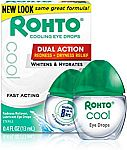 3-count Rohto Cool The Original Cooling Redness Relief Eye Drops $8.98