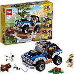 LEGO Creator 3in1 Outback Adventures 31075 Building Kit (225 Piece) $12.99