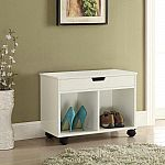 Home Decorators Collection Mobile Office Storage Cart on Wheels $34 and more