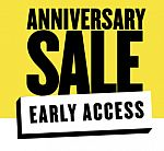 Early Access to Anniversary Sale (For Nordstrom Cardmembers)