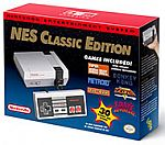 Nintendo Entertainment System (NES) Classic Edition $60