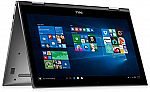 "Dell 15.6"" Inspiron 15 5000 2-in-1 FHD Touch Laptop (i7-8550U 8GB 1TB) $649"
