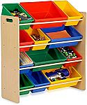 Honey-Can-Do Kids Toy Organizer and Storage Bins $38.44