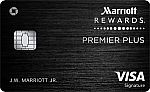 Marriott Rewards® Premier Plus Credit Card - Earn 2 Free Night Awards