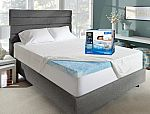 "Serta SoothingCool 3"" Gel Memory Foam Mattress Topper (All Sizes) from $77 + $10 Kohls Cash (Kohls Card Req'd)"