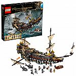 LEGO Pirates of The Caribbean Silent Mary 71042 Building Kit Ship $149.99