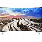 "Samsung 65"" Class Curved 4K (2160P) Ultra HD Smart LED TV $799, Samsung MU8500-Series 65"" HDTV $999"