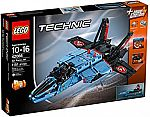 LEGO Technic Air Race Jet 42066 Building Kit (1151 Piece) $112 and more