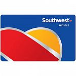 $200 Southwest Airlines Gift Card for $180