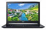 """Acer Aspire 5 15.6"""" FHD Laptop (i3-7100U 8GB 1TB) $325"""
