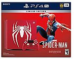 PlayStation 4 Pro 1TB Limited Edition Console - Marvel's Spider-Man Bundle $399.99