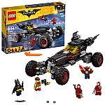 LEGO BATMAN MOVIE The Batmobile 70905 Building Kit $35