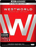 Westworld: The Complete First Season Limited Edition Tin (4K/Blu-ray) $19
